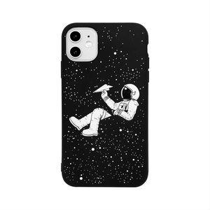 Astronaut Galaxy iPhone 11 Pro Max Case 🖤
